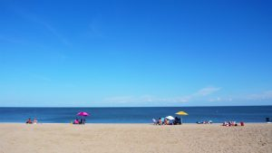 Gimli Beach Manitoba